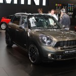 Vienna Autoshow 2014 Mini Cooper S