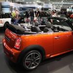 Vienna Autoshow 2014 Mini John Cooper Works Cabrio