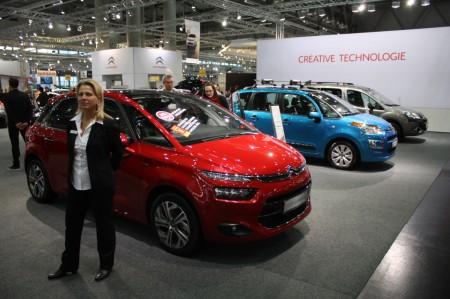 Vienna Autoshow 2014 Citroen