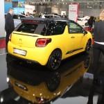 Vienna Autoshow 2014 Citroen DS3 Cabrio