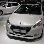 Vienna Autoshow 2014 Peugeot 208