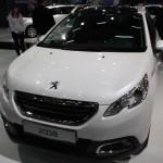 Vienna Autoshow 2014 Peugeot 2008