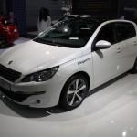 Vienna Autoshow 2014 Peugeot 308