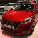 Vienna Autoshow 2014 Peugeot 208 GTI