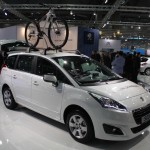 Vienna Autoshow 2014 Peugeot 5008