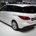 Vienna Autoshow 2014 Mazda 5