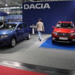 Vienna Autoshow 2014 Dacia Sandero Stepway