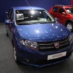 Vienna Autoshow 2014 Dacia Sandero
