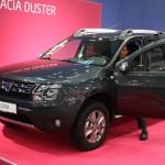 Vienna Autoshow 2014 Dacia Duster