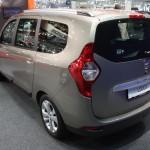 Vienna Autoshow 2014 Dacia Lodgy