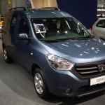 Vienna Autoshow 2014 Dacia Dokker