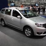 Vienna Autoshow 2014 Dacia Logan MCV
