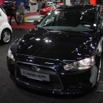 Vienna Autoshow 2014 Mitsubishi Lancer
