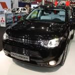 Vienna Autoshow 2014 Mitsubishi Outlander