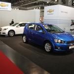 Vienna Autoshow 2014 Chevrolet Aveo