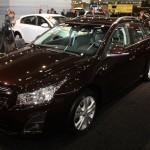Vienna Autoshow 2014 Chevrolet Cruze