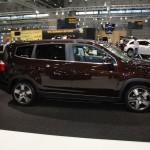 Vienna Autoshow 2014 Chevrolet Orlando
