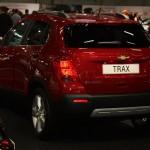 Vienna Autoshow 2014 Chevrolet Trax