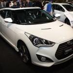 Vienna Autoshow 14 Hyundai Veloster