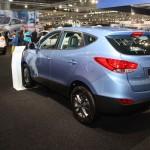 Vienna Autoshow 2014 Hyundai iX35