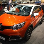 Vienna Autoshow 2014 Renault Captur
