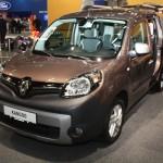 Vienna Autoshow 2014 Renault Kangoo