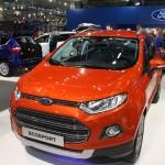 Vienna Autoshow 2014 Ford EcoSport
