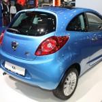 Vienna Autoshow 2014 Ford Ka