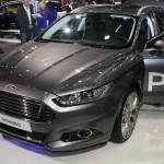 Vienna Autoshow 2014 Ford Mondeo