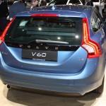 Vienna Autoshow 2014 Volvo V40