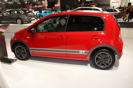 Vienna Autoshow 2014 SEAT Mii GT