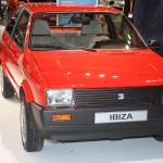 Vienna Autoshow 2014 SEAT Ibiza