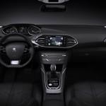 neuer Peugeot 308 SW Instrumente