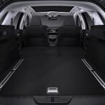 neuer Peugeot 308 SW Kofferraum