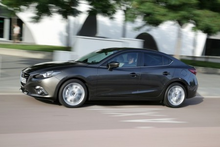 Mazda3 Limousine