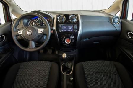 Nissan Note Innenraum