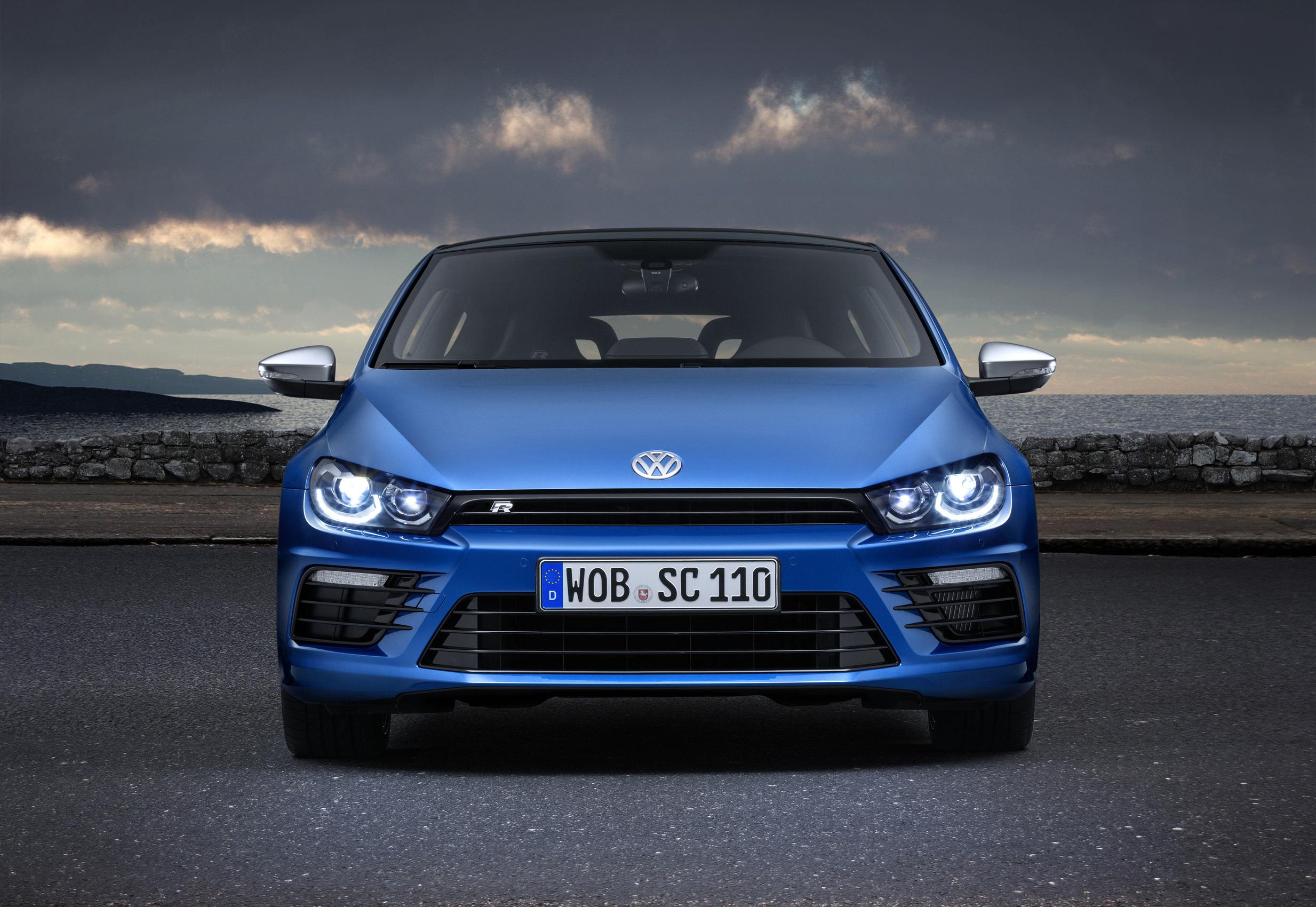 VW Scirocco nun sportlicher unterwegs | Billigstautos.com ...
