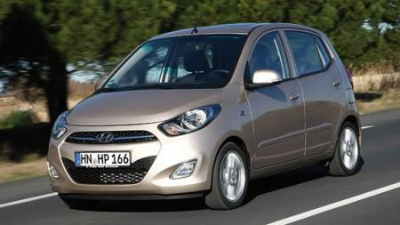 Hyundai i10 gebraucht