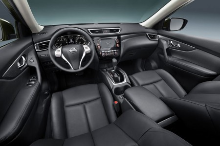 Nissan X-Trail Innenraum