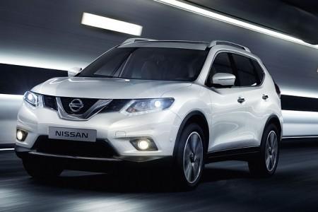 Nissan X-Trail weiss