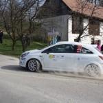 Rebenland Rallye 2014 Opel Corsa OPC Roland Stengg SP 6