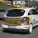 Rebenland Rallye 2014 Opel Corsa OPC Andreas Kainer SP9