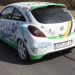 Rebenland Rallye 2014 Opel Corsa OPC Daniel Wollinger SP9