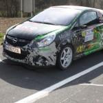 Rebenland Rallye 2014 Opel Corsa OPC Daniel Zieser SP9