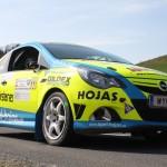 Rebenland Rallye 2014 Opel Corsa OPC Konrad Friesenegger SP9