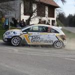 Rebenland Rallye 2014 Opel Corsa OPC Andreas Kainer SP 6