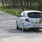Rebenland Rallye 2014 Opel Corsa OPC Daniel Wollinger SP 11