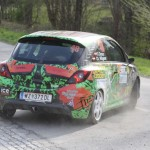 Rebenland Rallye 2014 Opel Corsa OPC Daniel Zieser SP 11