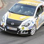 Rebenland Rallye 2014 Opel Corsa OPC Andreas Kainer SP12