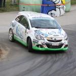 Rebenland Rallye 2014 Opel Corsa OPC Daniel Wollinger SP12